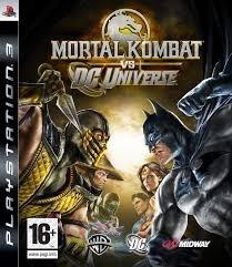 mortal combat vs dc universe