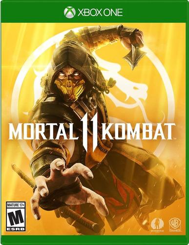 mortal kombat 11 digital xbox one