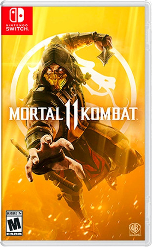 mortal kombat 11 nintendo switch fisico jazz pc