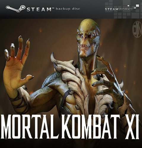 mortal kombat 11 premium edition - steam / código global