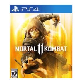 Mortal Kombat 11 Ps4 Digital Español 1° Torrbian