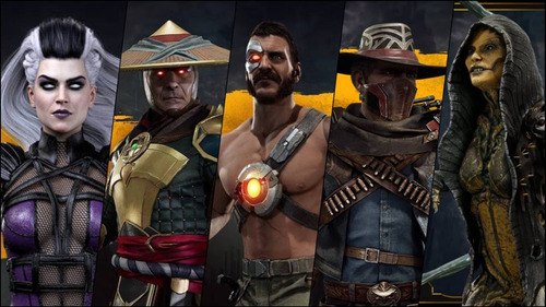 mortal kombat 11 ps4 fisico sellado switch entrega inmediata