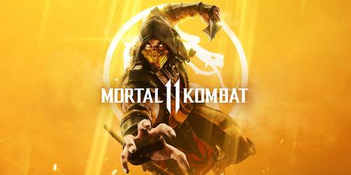 mortal kombat 11 ps4 version americana juego fisico nuevo
