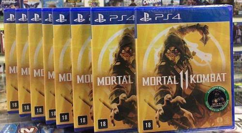 mortal kombat 11 ps4 y xbox one
