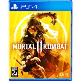 Mortal Kombat 11 Ps4+shao Kan+español Remate