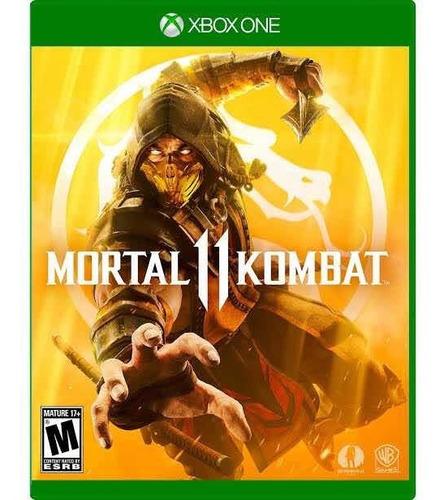 mortal kombat 11 xbox one (offline/online)