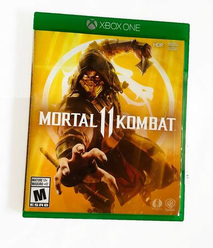 mortal kombat 11 xbox one original