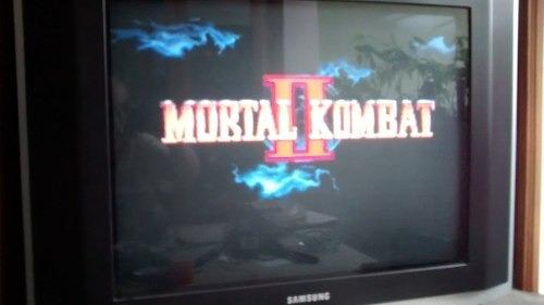 mortal kombat  chohmakaimura  jogo nintendo super famicon