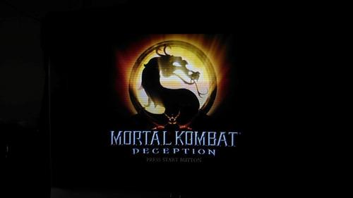 mortal kombat deception  ps2