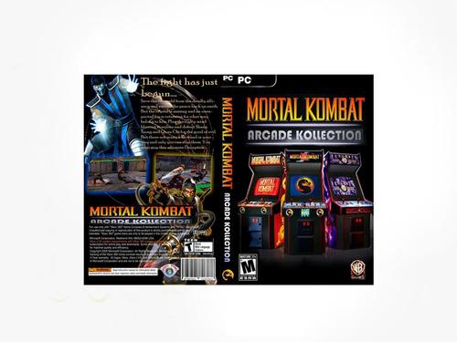 mortal kombat komplete arcade pc - steam - webpay