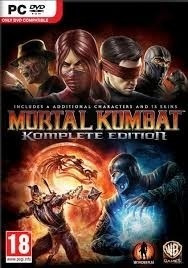 mortal kombat komplete edition en español para pc!!