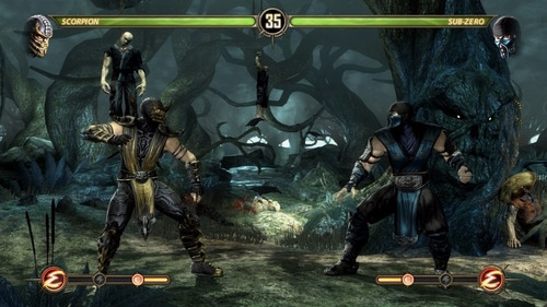 mortal kombat komplete edition juego ps3 original