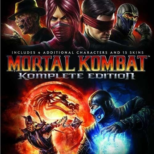 mortal kombat komplete edition pc steam key