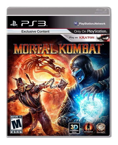 mortal kombat komplete edition ps3 juego digital!!!