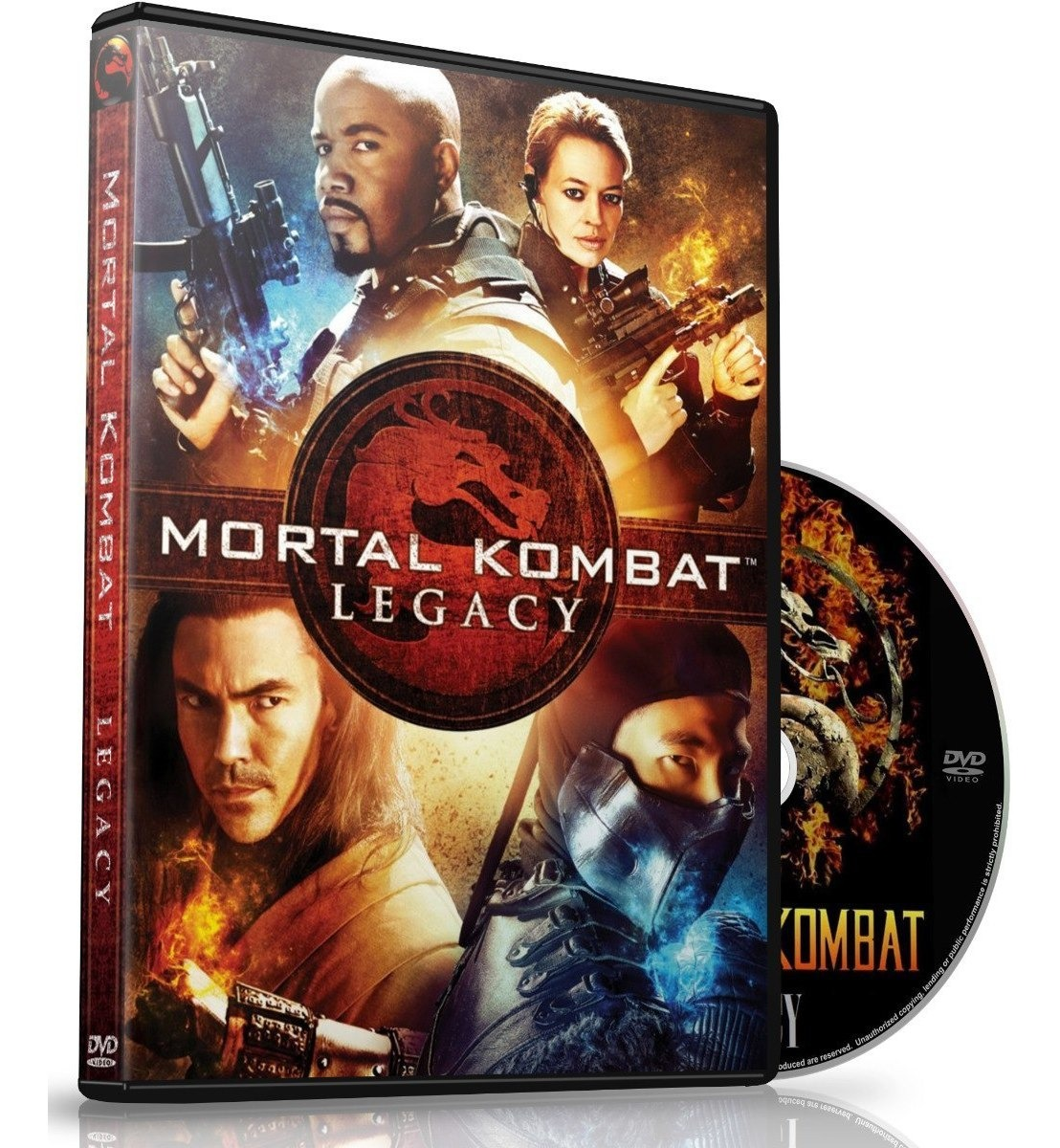 Mortal Kombat Legacy 1° Temporada Completa
