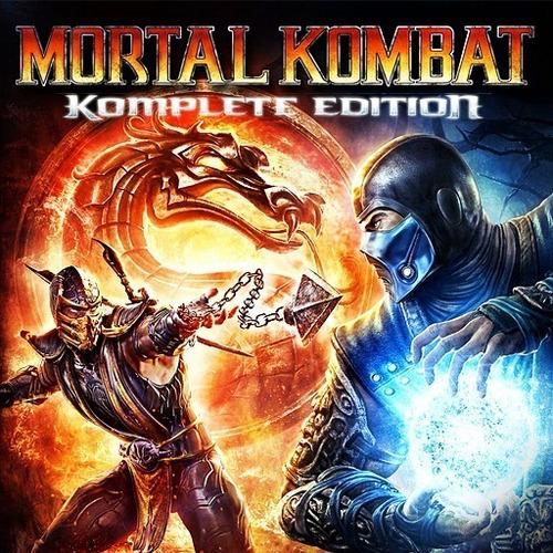 mortal kombat   (midia digital) xbox 360