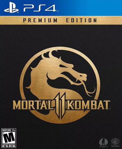 mortal kombat ps4 juego