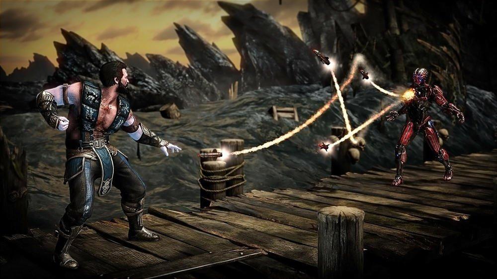 Mortal Kombat Xl Ps4 Juegos Ps4 Fisicos Nuevos Original 1 399 00