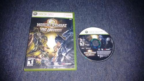 mortal kombat universe xbox