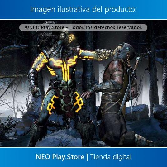 Mortal Kombat X Juego Ps4 Lucha Multijugador Estreno Nuevo 299