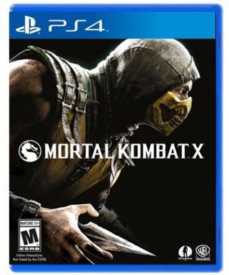 mortal kombat x - ps4 juego físico - sniper game