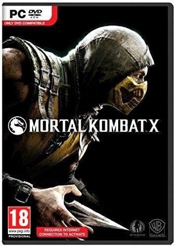 mortal kombat x steam + 1 juego gratis