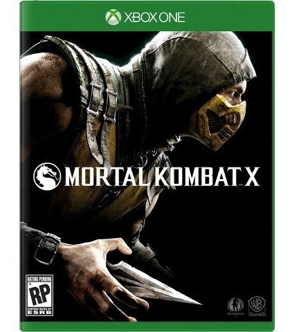 mortal kombat x - xbox one nuevo envio gratis