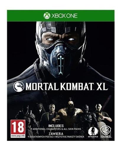 mortal kombat xl xbox one digital