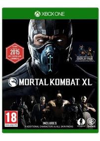 Mortal Kombat Xl Xbox One Offline