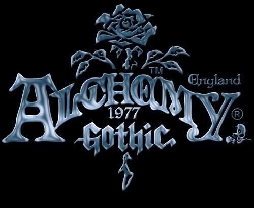 mortal remains (cuff-stud)  ***alchemy gothic***