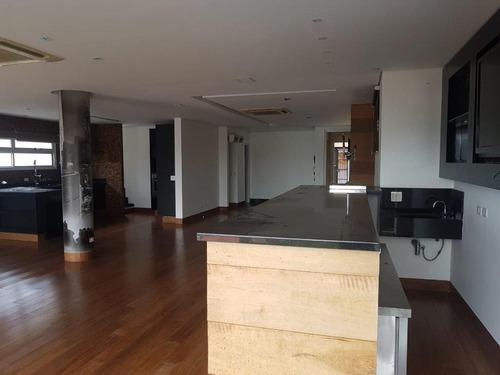 morumbi sobrado com 4 dormitórios à venda, 409 m² por r$ 2.300.000 - jardim leonor - são paulo/sp - so0962