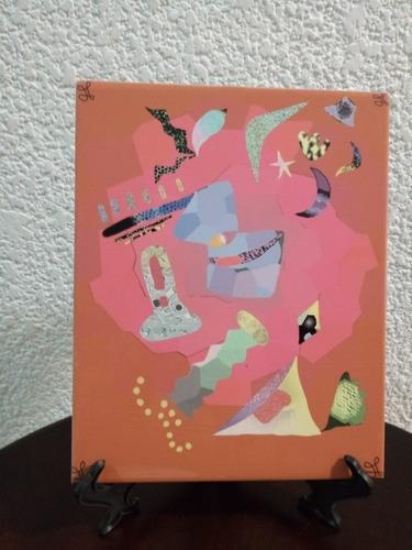 mosaico 4 posiciones  salsa, bachata y tango , 20 x 25 cm