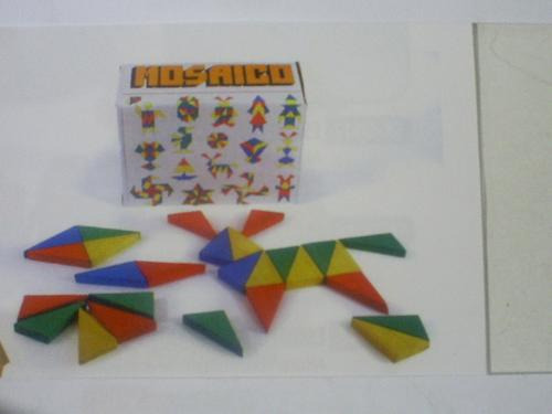 mosaico 40 pçs caixa de papelão - 2920