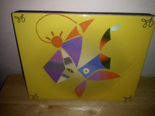mosaico cisnearte   el buzo valeroso , 20 x 25 cm