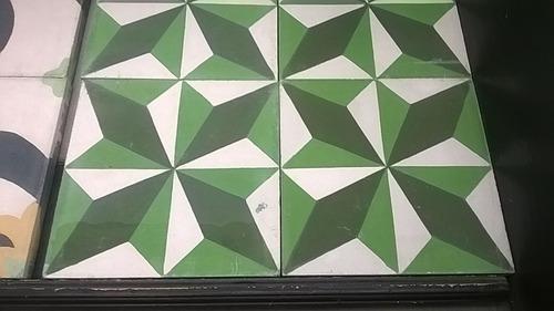 mosaico de pasta fabrica