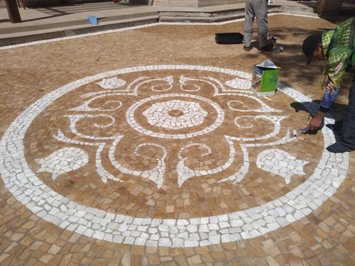 mosaico português calçadas