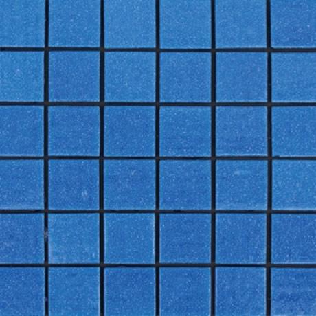 Mosaico veneciano 5x5 piso albercas azulejo azul canc n for Cuanto sale construir una piscina