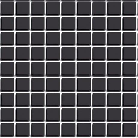 Mosaicos decorativos met licos negro azulejo cristal for Mosaicos de azulejos en paredes