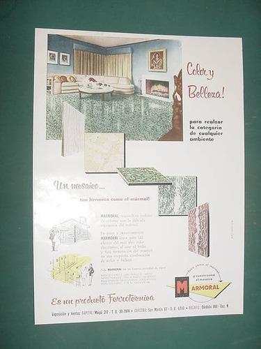 mosaicos marmoral color belleza publicidad clipping recorte