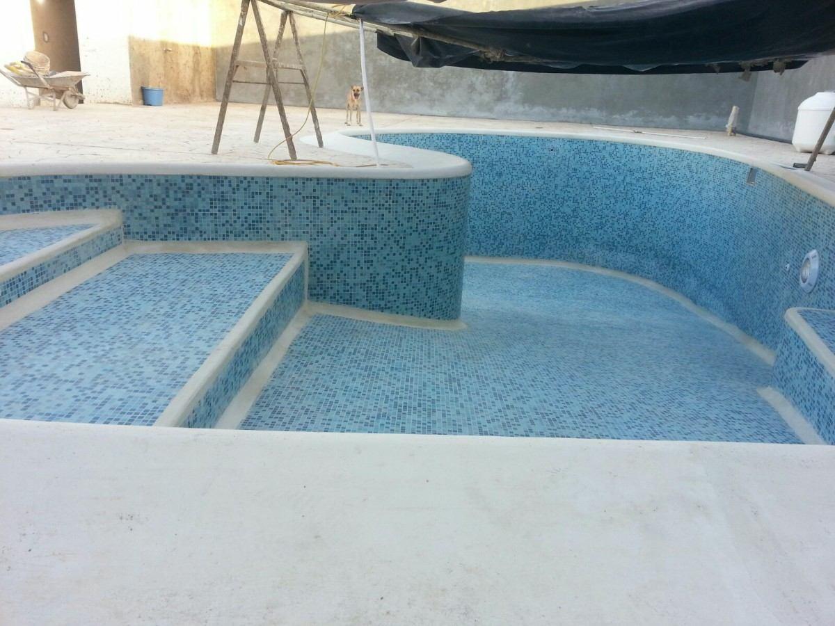 Mosaicos para piscinas ba os fuentes etc bs for Mosaico para bano precios