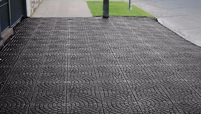 mosaicos rusticos baldosas exterior veredas baldosones - Baldosa Exterior