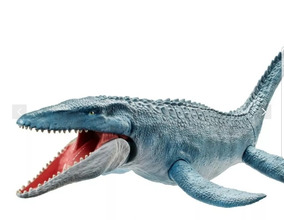 Mosasaurus Jurassic World Dinosaurio Mosasaurus 71cm Mattel
