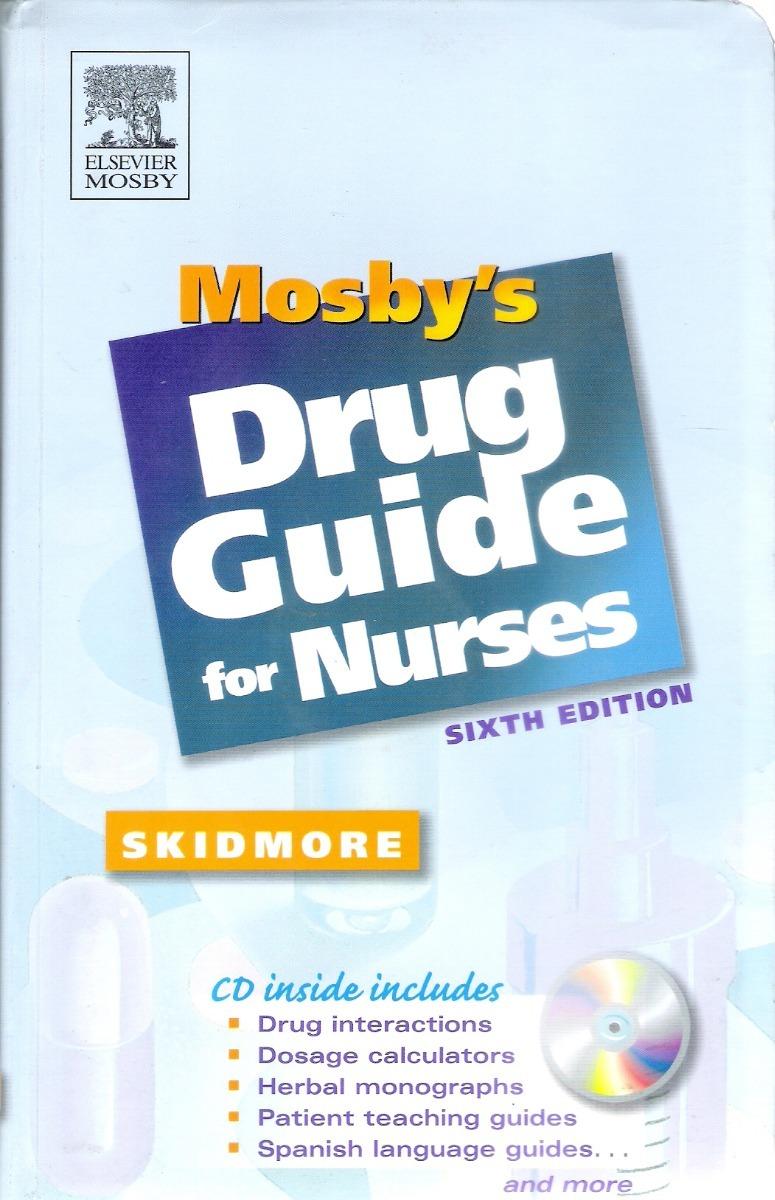 mosby's drug guide for nurses, 6e. Carregando zoom.