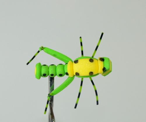 mosca imitación chapulin
