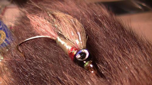moscas para el fly minnow 12 unidades