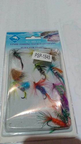 moscas para pescar