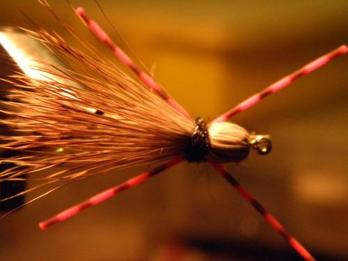 moscas secas para la patagonia