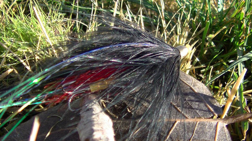 moscas tub fly para rios patagonicos 12 moscas