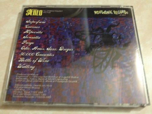 moscas vertigo cd usado importado usa