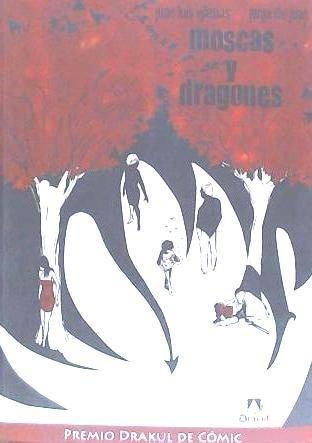 moscas y dragones(libro suspense y terror)